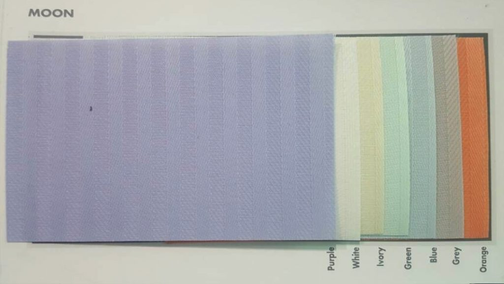 Vertical Blinds Fabric Specification