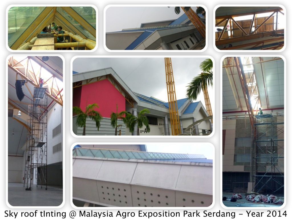 MAEPS - Malaysia Agro Exposition Park Serdang Project