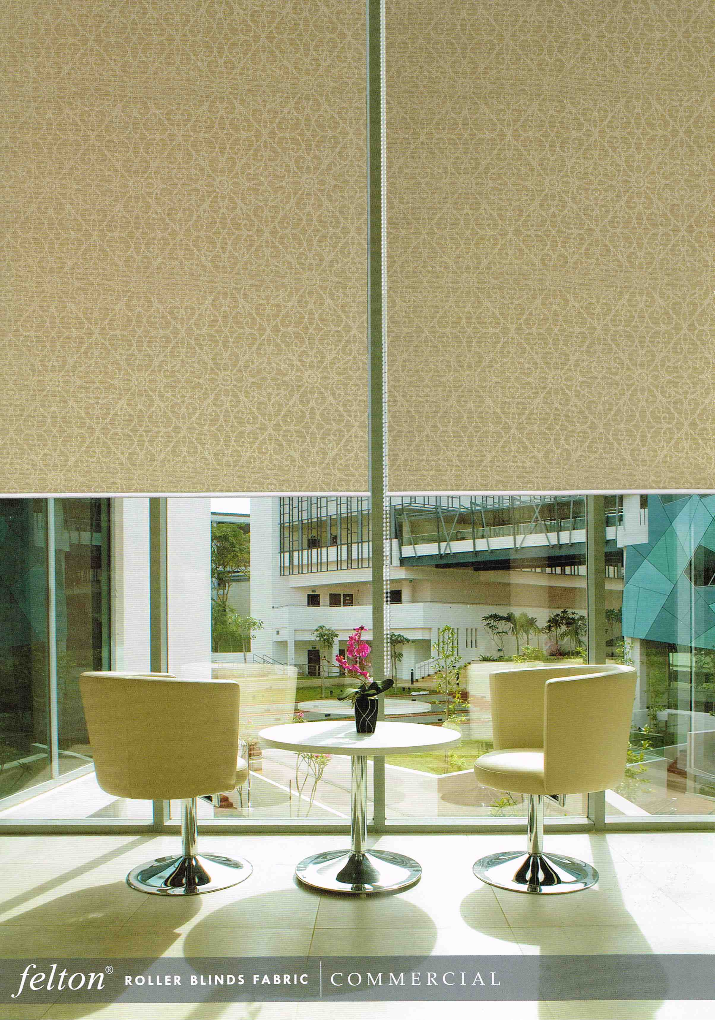 Roller Blinds Sheerweave S.500W Series